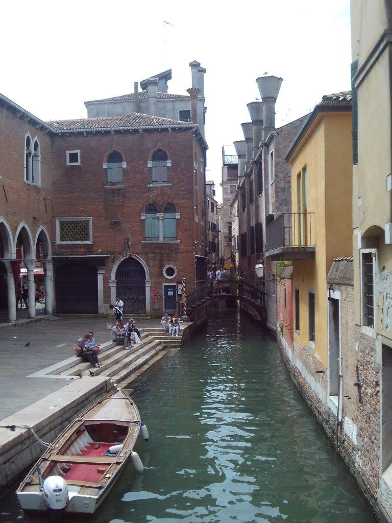 Nachhaltig reisen in … Venedig