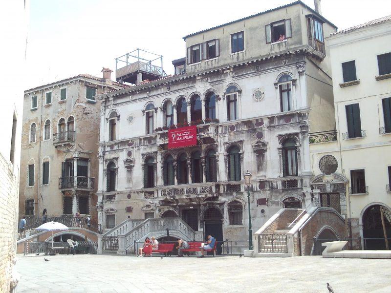 palazzo, venedig, loggia, brücke, ponte, ausstellung, museum, serenissima, venezia, kultur,