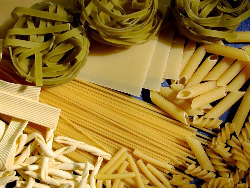 nudelsorten, pastaarten, fileja, penne_rigate, tagliatelle, bandnudeln, italienische_kueche, kochrezepte_aus_italien, bella_italia,