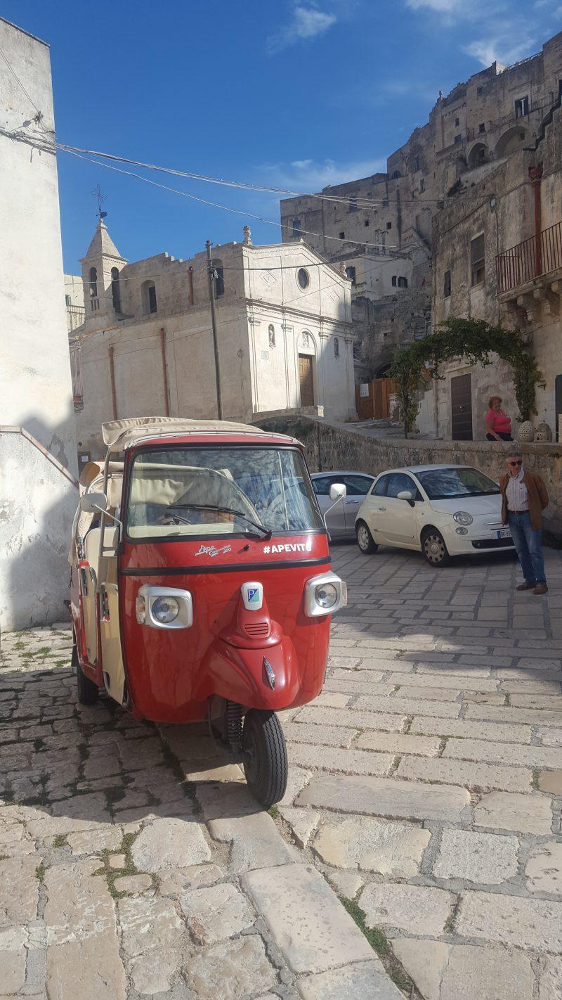apevito, matera_tour, miniauto