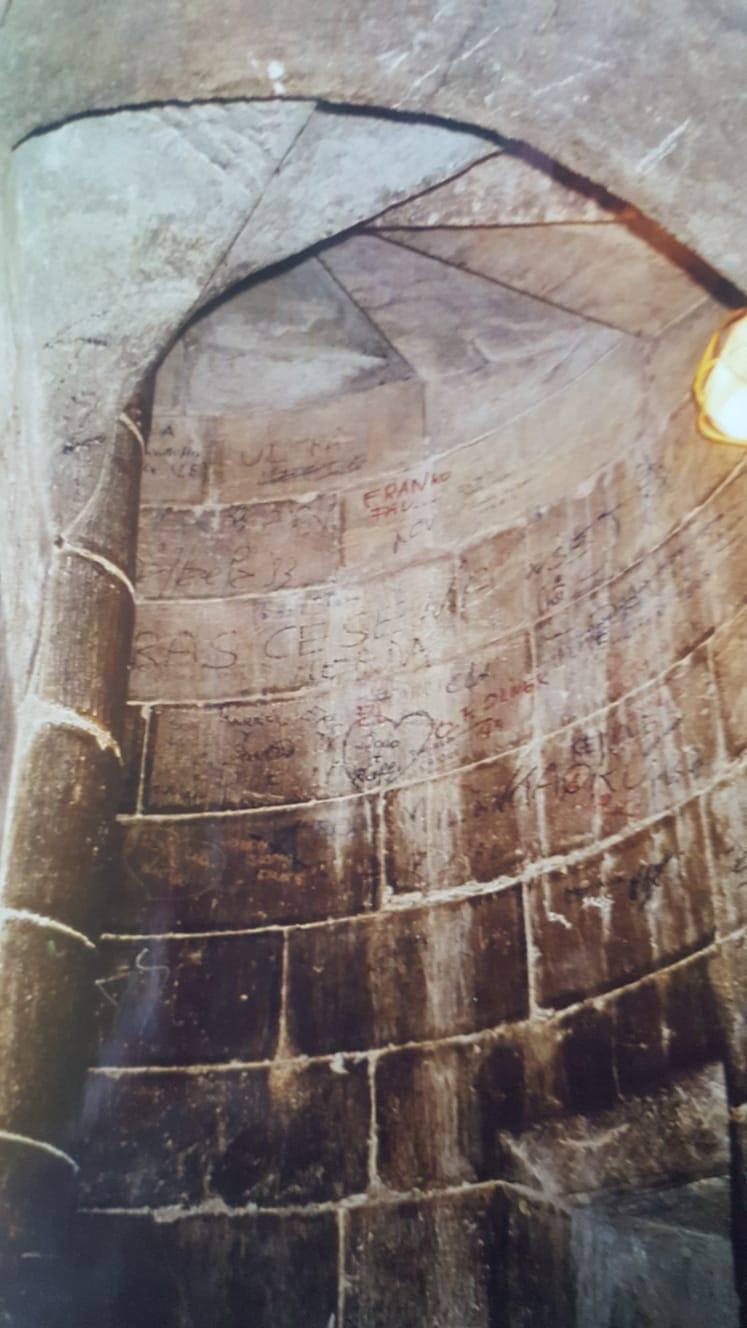 cupola, aufgang, wandelgang, florentiner_dom, santa_maria_del_fiore,