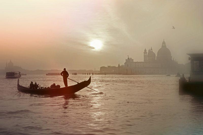 sonnenuntergang, romantik_in_venedig, amoremio, gondelieri, gondelfahrt, canal_grande,