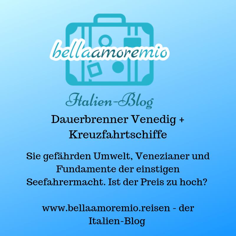bellaamoremio, italienblog, no_grande_navi, Kreuzfahrtschiffe_raus_aus_der_Lagune,